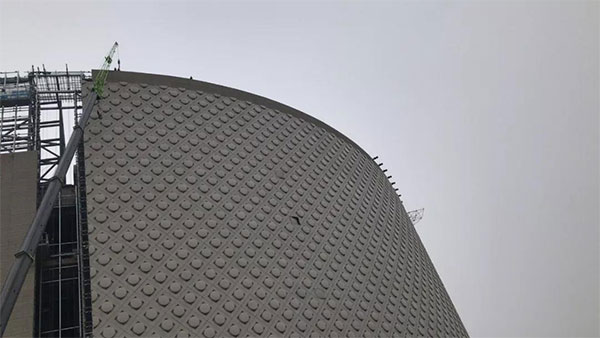 博学之馆 万物归宗——郑州博物馆新馆幕墙工程解析