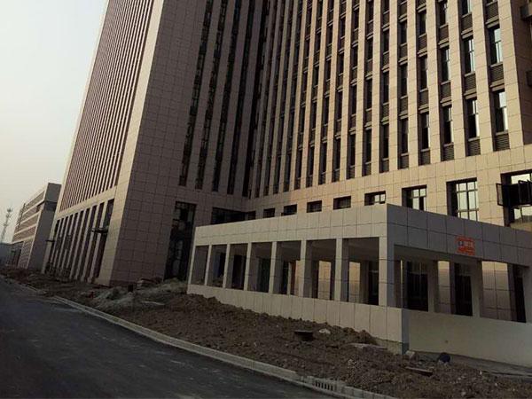 扬建集团钢结构生产项目研发中心及标准厂房