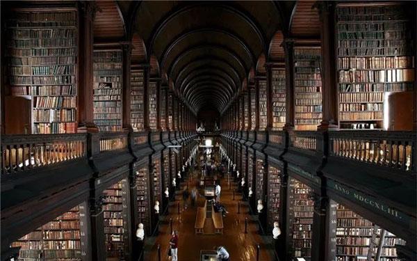 到滨海打卡传说中网红图书馆
