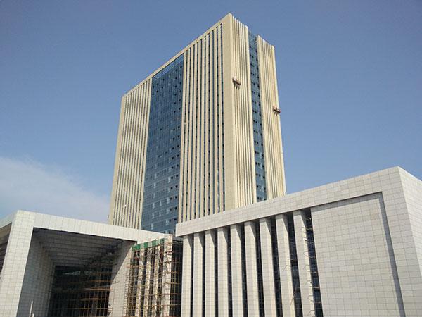 必威官方登陆管委大楼(泰盛商务大厦)